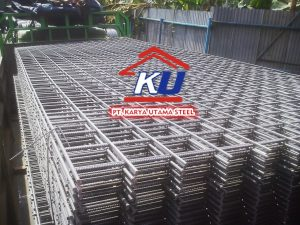 Harga Wiremesh M8 Murah Ulir Ready Stock Lembaran Include PPn