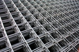Harga Besi Wiremesh Ready Stock Ukuran 8mm Baja