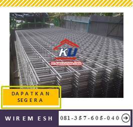 Besi wiremesh Surabaya Ready Stock